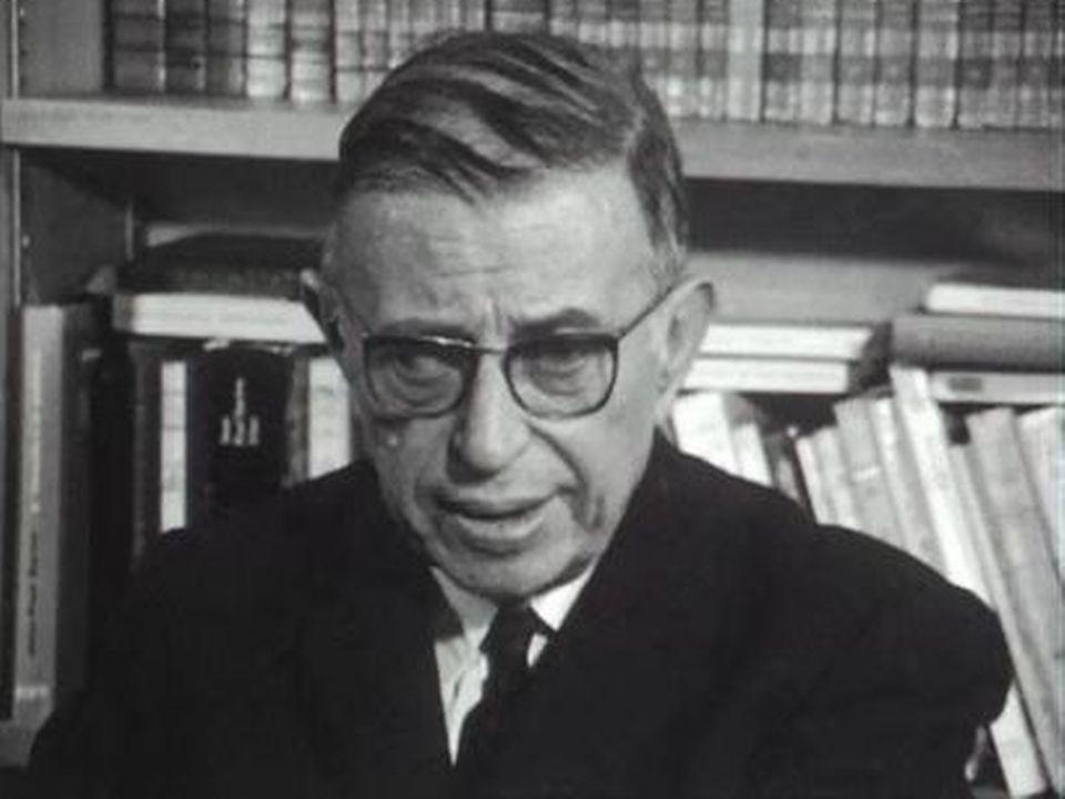 Sartre préside un tribunal contre les crimes américains au Vietnam. [RTS]