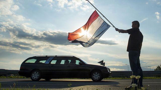 Les Pays-Bas ont payé un lourd tribu dans la catastrophe. [Toussaint Kluiters - Reuters]