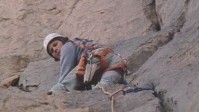 Expédition d'alpinisme dans le Hoggar, en 1979. [RTS]