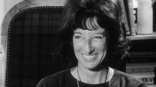 L'alpiniste genevoise Yvette Vaucher en 1966. [RTS]