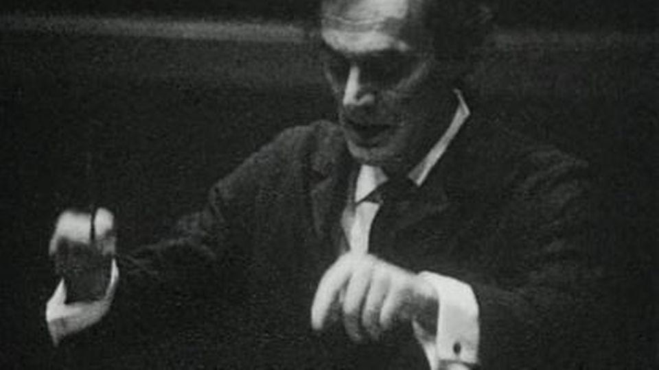 Un papa chef d'orchestre qui sait partager sa passion de la musique. [RTS]