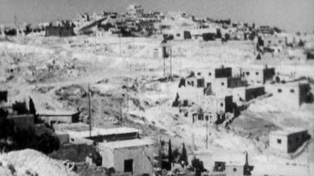 Au Caire, après la défaite de la guerre des Six-Jours. [RTS]