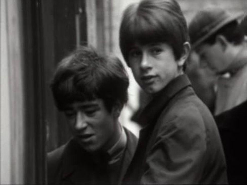 Le swiging london des années 60 et ses minets. [RTS]