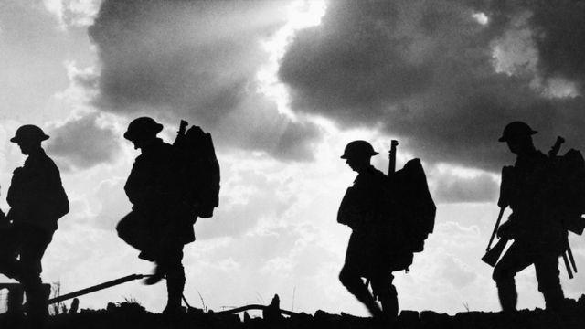 Photos de la collection sur la Première Guerre mondiale de l'Imperial War Museum de Londres. [http://www.iwm.org.uk/]