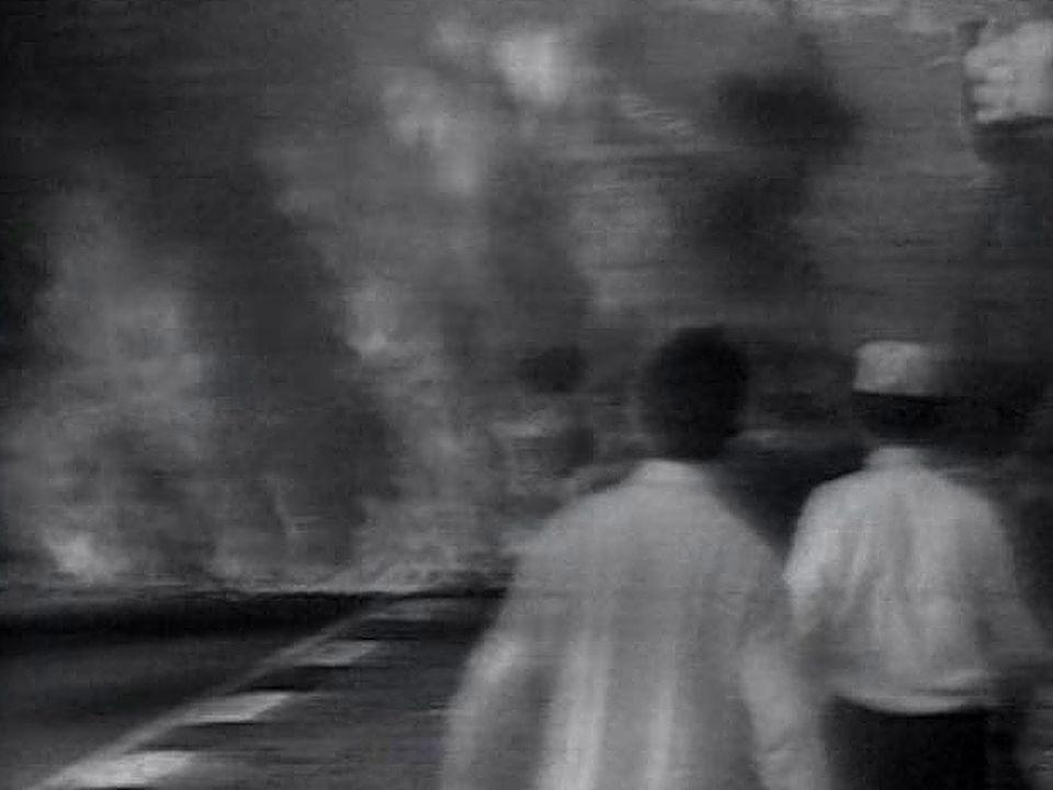 La dernière course de Jo Siffert à Brands Hatch en 1971. [RTS]
