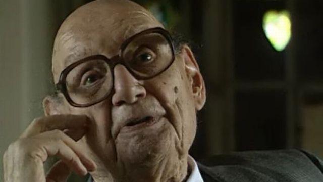 Jean-Rodolphe de Salis en 1991 [RTS]