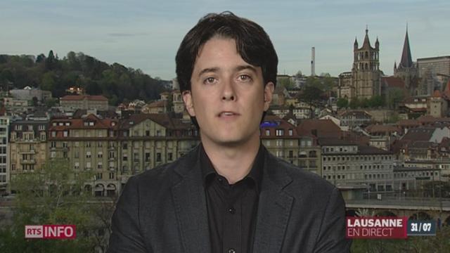 Secret bancaire: entretien avec Jean Christophe Schwaab, président assoc. suisse employés de banque [RTS]