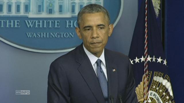 Barack Obama reconnait des actes de torture [RTS]