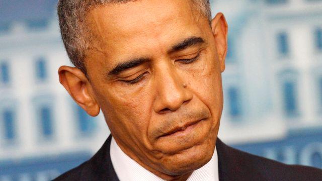 Barack Obama. [Jacquelyn Martin - AP Photo/Keystone]