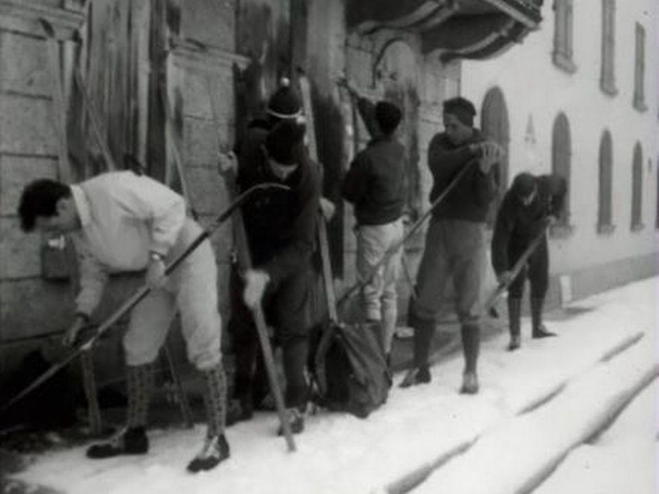 L'équipe de ski de fond améliore sa préparation pour les JO. [RTS]