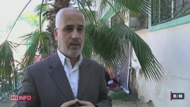Gaza: la trêve prévue sur trois jours n'a duré que quelques heures [RTS]