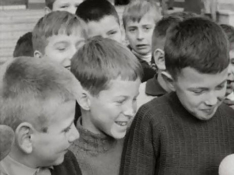 Que regardent les jeunes au cinéma et à la télévision en 1961? [RTS]