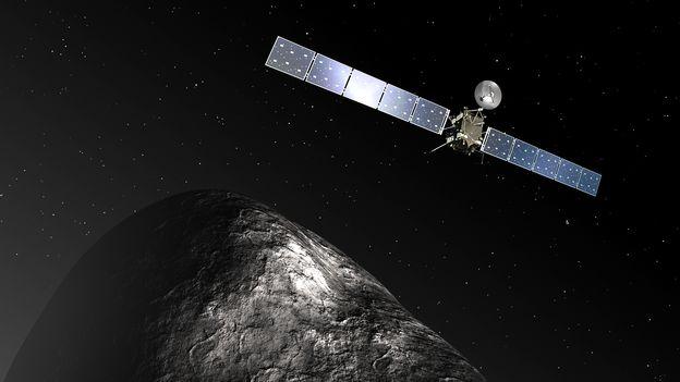 Bye bye Rosetta…