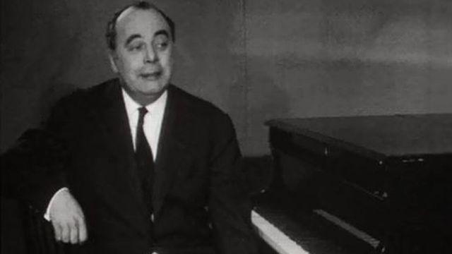 Une chanson de Gilles très inspirée que chante Urfer. [RTS]