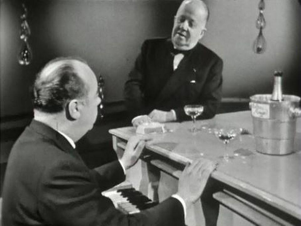Ce sont les tubes de Gilles et de son complice Albert Urfer. [RTS]