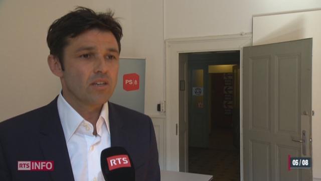 Le Parti socialiste se mobilise pour l'enseignement du français en Suisse alémanique [RTS]