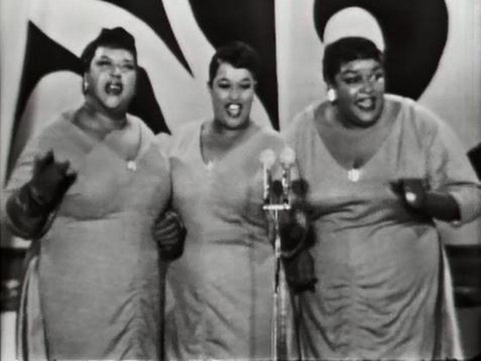 Exceptionnel récital des trois soeurs chanteuses américaines. [RTS]