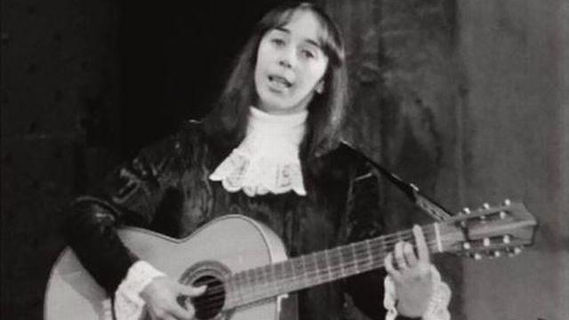 C'est la fête à Gruyère avec la troubadour Françoise Rime. [RTS]