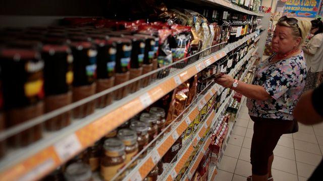 La Russie interdit la plupart des produits agricoles américains et européens [AP Photo/Ivan Sekretarev) - Keystone]