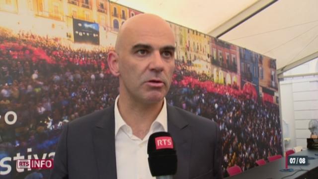 Le débat sur les subventions au cinéma s'invite à Locarno [RTS]