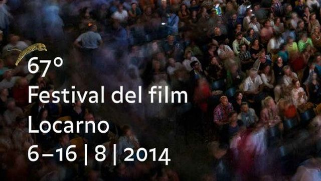 L'affiche du 67e festival du film de Locarno.  [pardolive.ch]