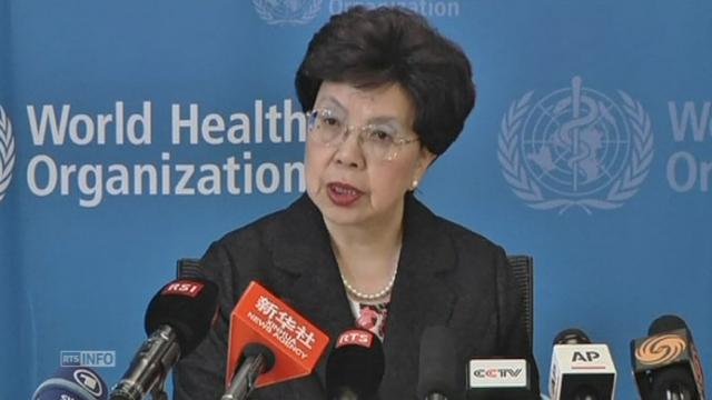 La directrice de l'OMS déclare Ebola urgence de santé publique internationale [RTS]