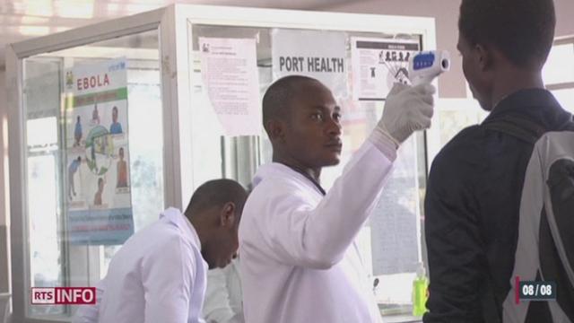 Le virus Ebola inquiète l'OMS [RTS]