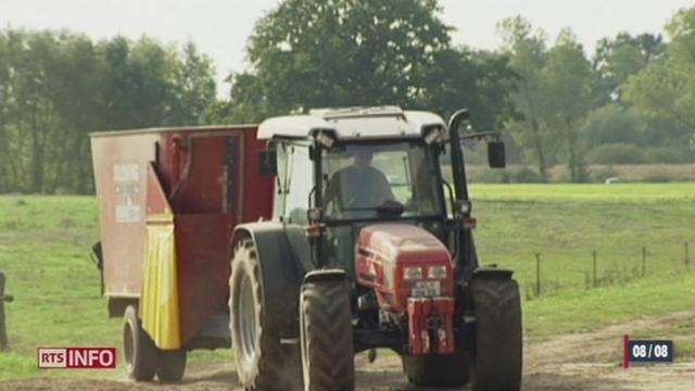 L'embargo russe boulverse le marché agroalimentaire européen [RTS]