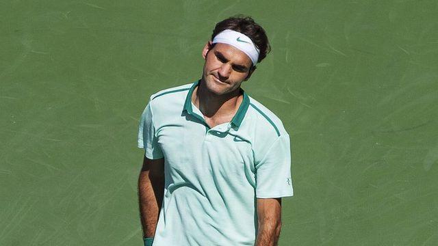 Federer disputait sa 7e finale de l'année. [Aaron Vincent Elkaim - Keystone]