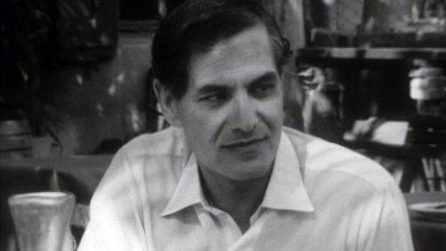 Le cinéaste a été un des porte-parole de l'opposition aux colonels. [RTS]