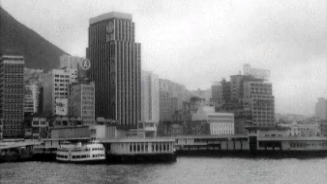 La colonie britannique se développe à l'ombre du géant chinois. [RTS]