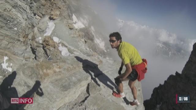 Kilian Jornet révolutionne la course en montagne [RTS]