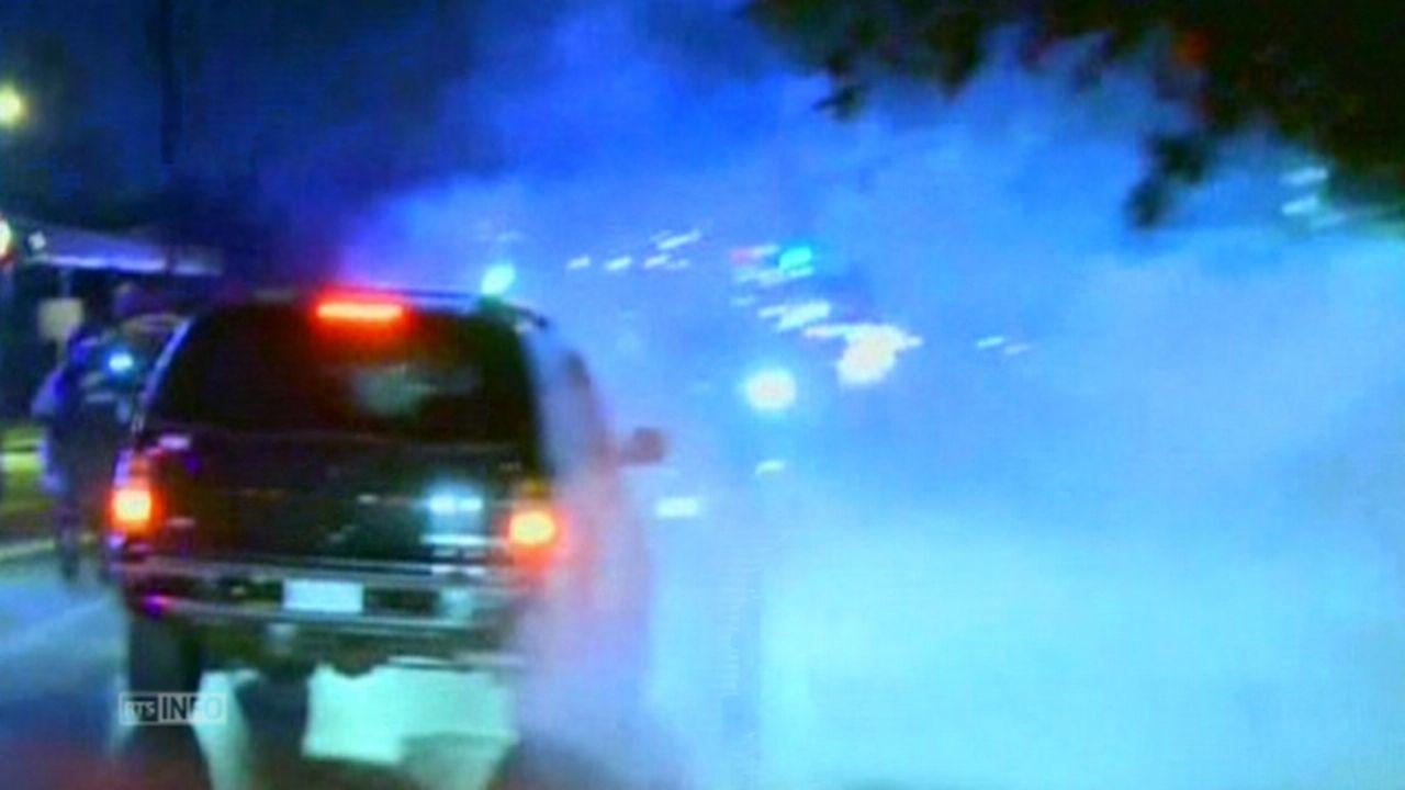 Deuxième nuit d'émeute dans le Missouri [RTS]