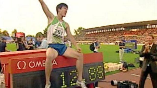 Le Chinois fait chavirer la Pontaise avec son nouveau record.