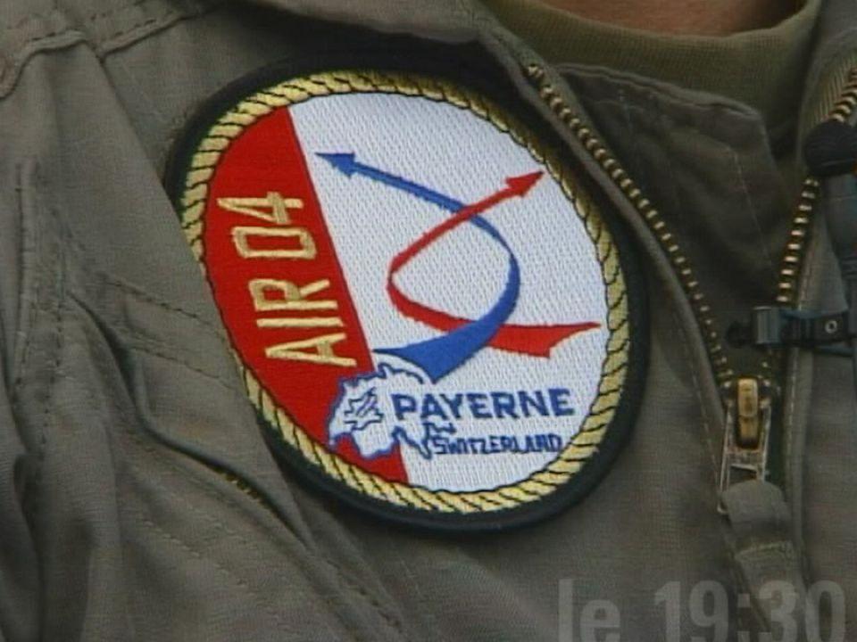 Avant Air 04 à Payerne [RTS]