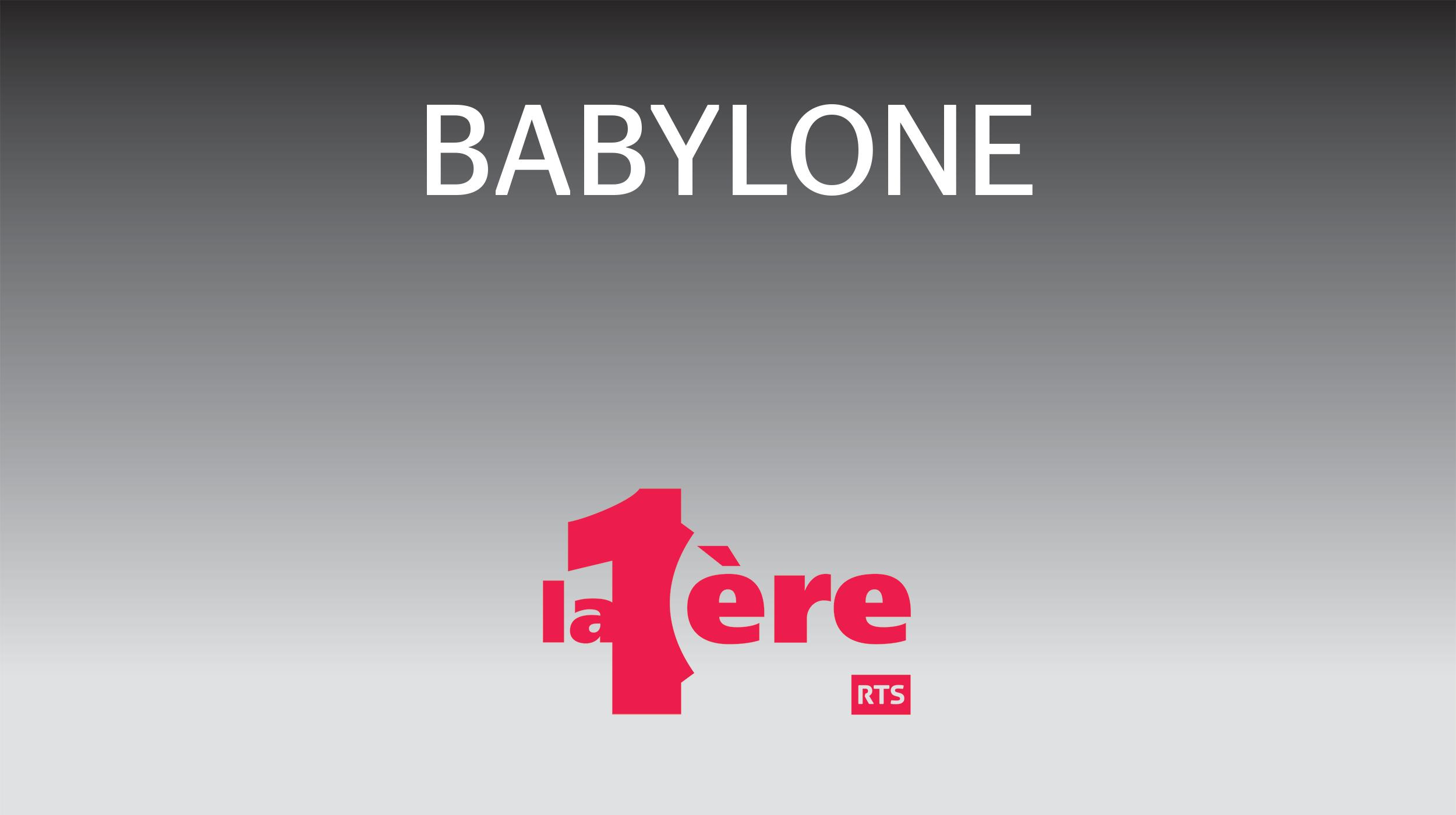 Logo Babylone [RTS]