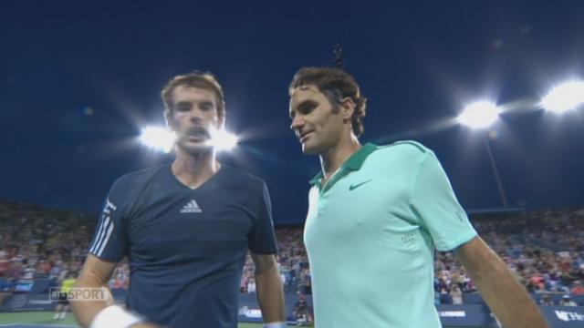 ½ finale,Federer - Raonic (6-2,6-3): Federer balaie en 68 minutes le Canadien et se qualifie pour la finale [RTS]