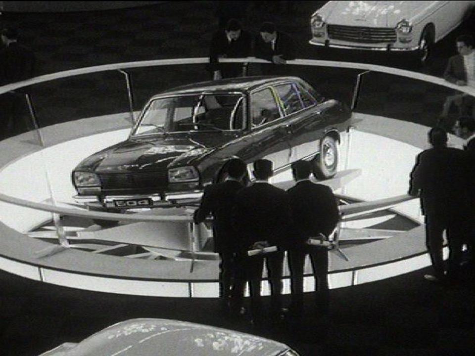 La voiture, objet de désir [RTS]