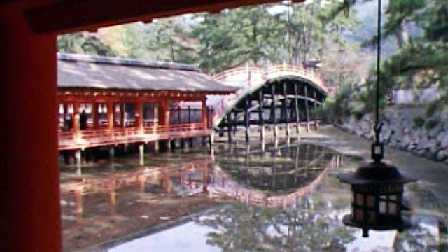 Au Japon, les Kofun sont des sépultures en forme de tertre.