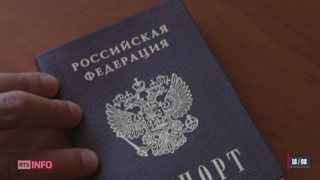 Ukraine: la russification de la Crimée bat son plein malgré les difficultés économiques [RTS]