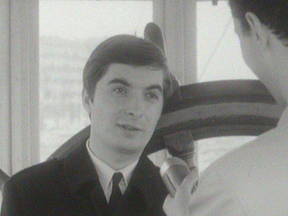 Pierre Vassiliu en 1965. [RTS]