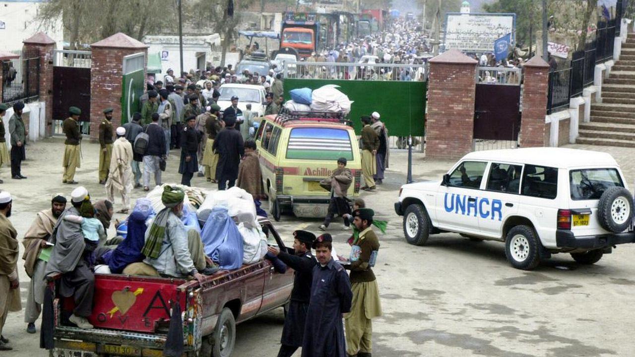 L'Afghanistan est le pays qui a connu le plus d'incidents impliquant des travailleurs humanitaires en 2013. [EPA PHOTO AFPI/TARIQ MAHMOOD - Keystone]