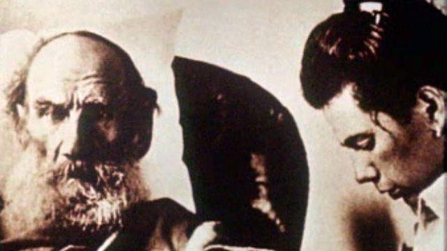 A quatre-vingt ans, Léon Tolstoi se confronte à la mort d'une de ses filles. [RTS]