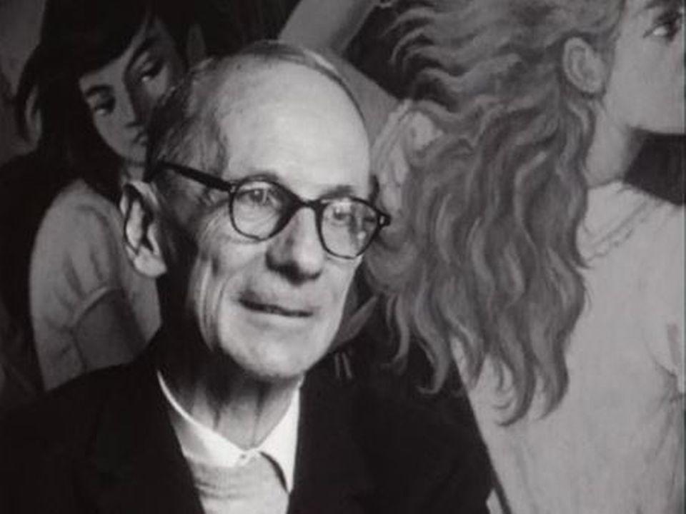 L'artiste genevois reçoit l'émission Carré bleu dans son atelier. [RTS]