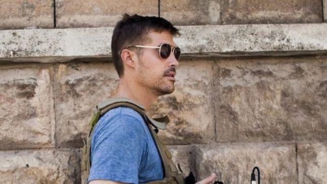 Décapité par l'Etat islamique, James Foley avait été kidnappé en Syrie en 2012. [Keystone]