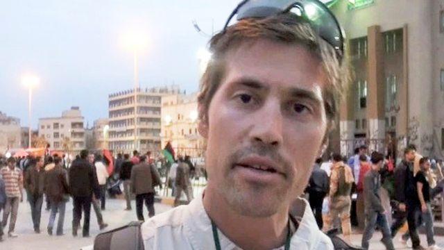 Avant de se rendre en Syrie, James Foley avait déjà couvert le conflit libyen (ici à Benghazi en 2011). [AP Photo/GlobalPost - Keystone]