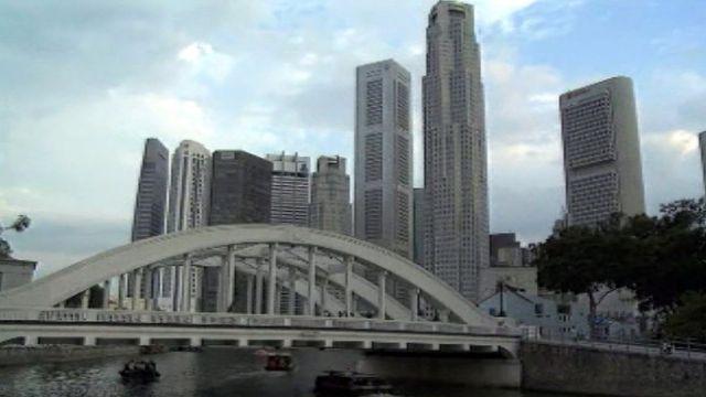 Obligation pour les banques suisses d'être présentes à Singapour.