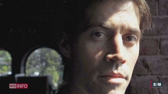 Irak: l'armée américaine a annoncé six nouvelles frappes au lendemain de l'exécution de James Foley [RTS]