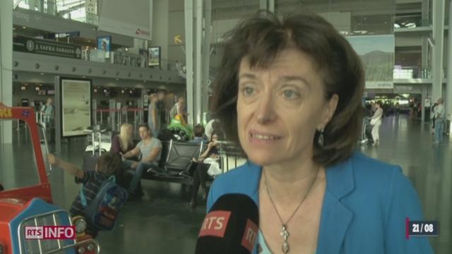 Berne et Paris n'arrivent pas à s'entendre au sujet de l'aéroport de Bâle-Muhlouse [RTS]