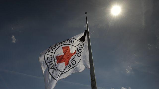 Le siège du Comité international de la Croix-Rouge à Genève. [Martial Trezzini - Keystone]